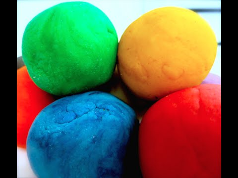 How To Make Play Doh