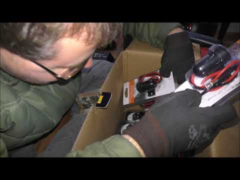 Digging Out Off Grid Electronics