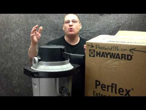 Hayward EC40 Pool Filter Bump Handle Tension Answers
