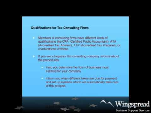 How to Choose the Best Tax Consulting Firm