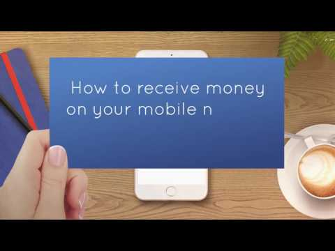 Mashreq Snapp - How to send money to any mobile number