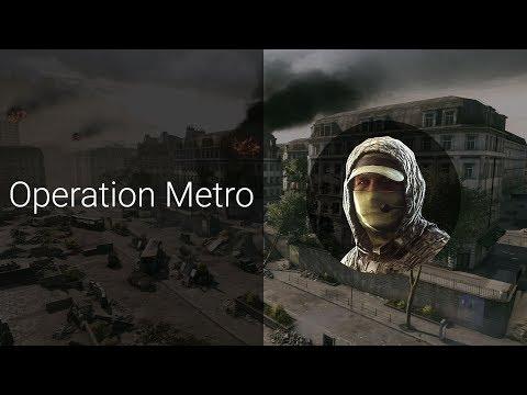 Operation Metro Under Fire - Battlefield 4