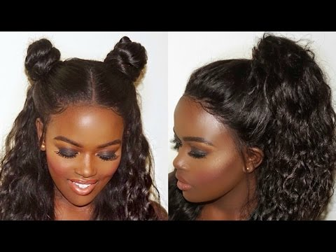 ChrissyBales ||How To Customise/Tint A Lace Frontal For Dark Skinned Girls ||www.chrissybales.com#4