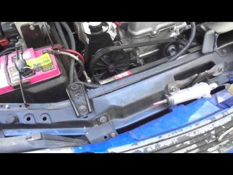 ford falcon transmission fill oil
