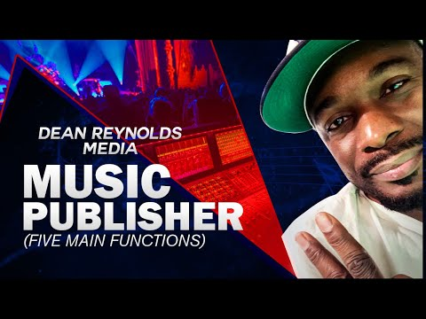 What is Music Publishing? 2018