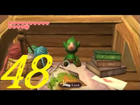 (048) Zelda: Skyward Sword 100% Walkthrough - Zelda's Bedroom