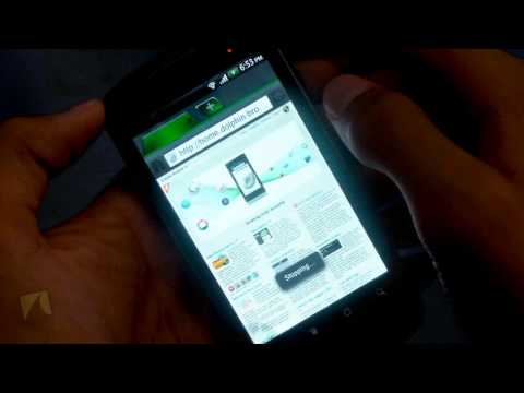 Dolphin Browser Licensed by Dolphin Browser | Droidshark.com Video Review for Android