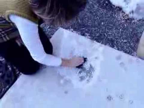 How to Oil stain remover on cement, day 2 clean up,  just wipe off or let rain wash it away