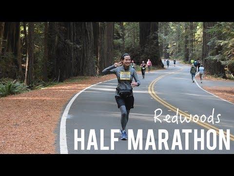 Redwoods Marathon: Race Report!