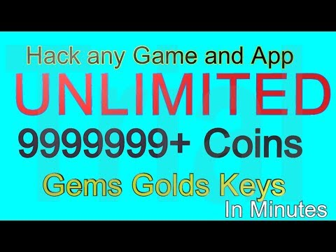 Tech#4Get Unlimited Money|Coins|Gems|Golds in Any android games in Minutes easy step