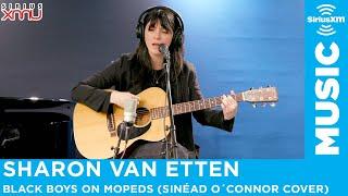 Sharon Van Etten - Black Boys On Mopeds (Sinéad O´Connor Cover) [Live @ SiriusXM]