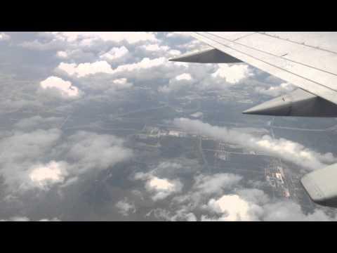 Takeoff Houston to New Orleans