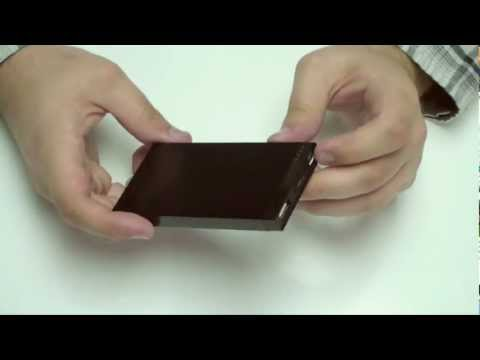ReStore 4000mAh Rechargeable External Battery Pack Charger w/ Universal USB Port - Demo Video