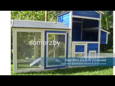 Chicken Coops by Somerzby  - Super Deluxe Mansion