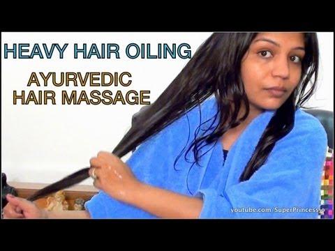 How to Apply Hair Oil For Hair Growth & Hair Conditioning Treatment | SuperPrincessjo
