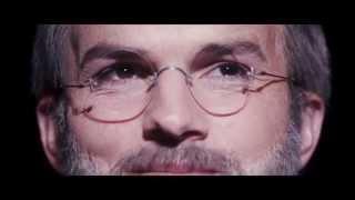 Steve Jobs: Introduce the iPod Ashton Kutcher