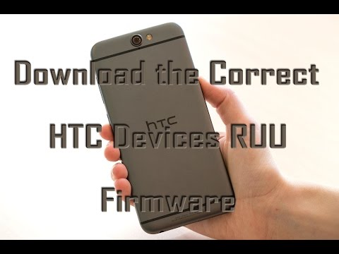 Download The right HTC and Correct Firmware RUU file from XTC 2 Clip support website (easy way)