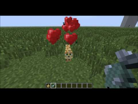 Minecraft Getting Ocelots To Be Your Cat Pet