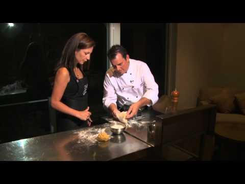 How to make marron tortellini