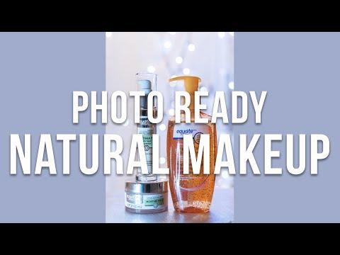 Photo Ready Natural Makeup || The Savvy Beauty