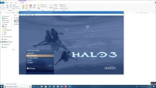 Playing Halo 3 On Pc   Secret Cutscene Details