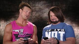 "AJ Styles and Dolph Ziggler think they are ""The Greatest"" - WWE Champions"