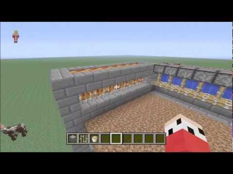Minecraft Xbox 360 | TUTORIAL: Wheat Tower (Wheat Farm)
