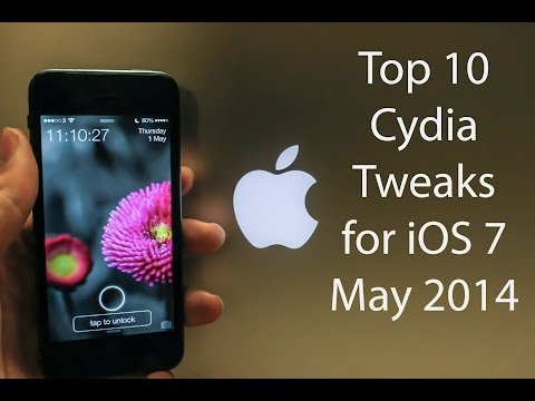 Best Cydia Tweaks for iOS 7 and iPhone 5S/5 [May 2014]