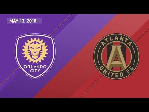 HIGHLIGHTS: Orlando City SC vs. Atlanta United FC | May 13, 2018
