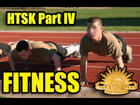 Australian Army: Fitness║HTSK Episode Four