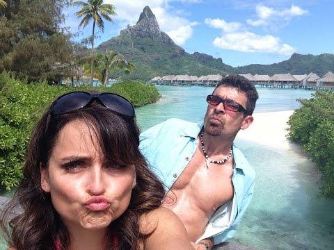 Bora Bora and Moorea: Cammy's surprise vacation!!!