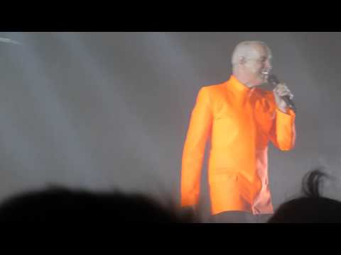 GO WEST ,PET SHOP BOYS BRIGHTON CENTRE 29TH MAY 2014