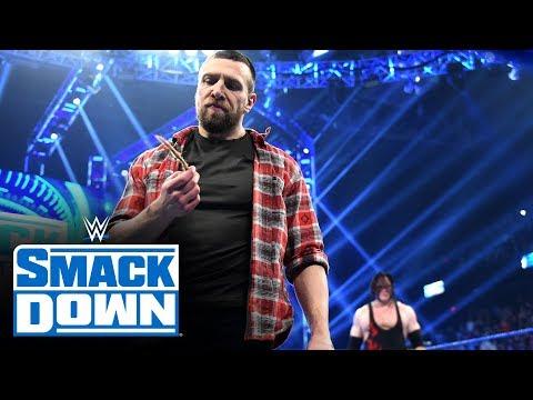 """Xxx Mp4 Kane Helps Daniel Bryan Take A Piece Of """"The Fiend"""" Bray Wyatt SmackDown Jan 17 2020 3gp Sex"""