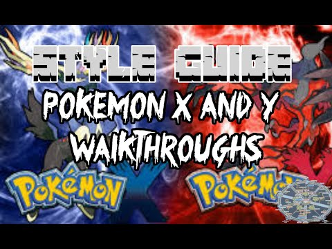 Pokemon X and Y How to become stylish in Lumiose City
