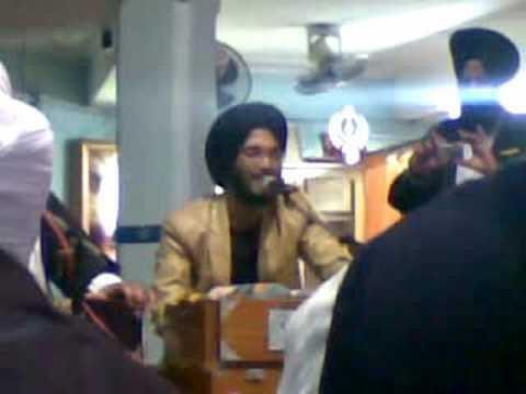 Ishmeet Singh in Hong Kong Gurudwara Sahib ji -2