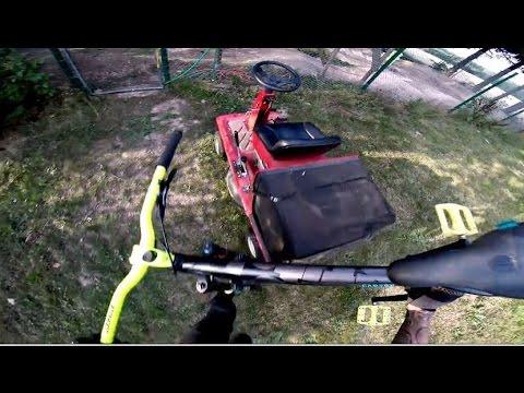 Dreamyard 2.0 - live your dreams - MTB Dirt Jump Backyard GoPro