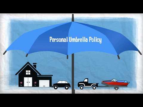 Insurance 101 - Personal Umbrella Policy