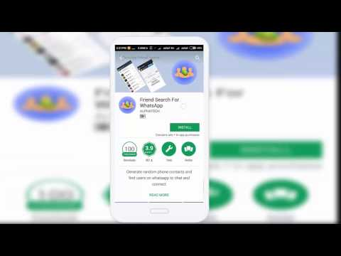 How to Find Unknown Whatsapp Number