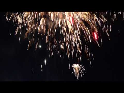 2016 4th of July Homemade fireworks show