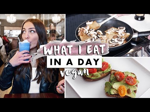 WHAT I EAT IN A DAY: Vegan 🌱(11)