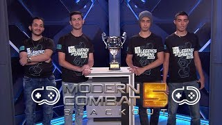 ספיישל פרטנר | modern combat 5 | inde game vs GamerChannel vs Xpiner vs TryeX