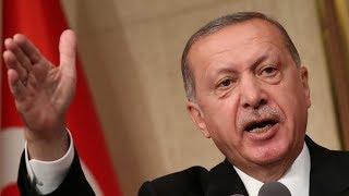 Erdogan says Turkey to boycott US electronic products