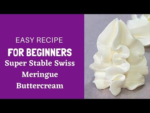 Callebaut's White Chocolate Buttercream