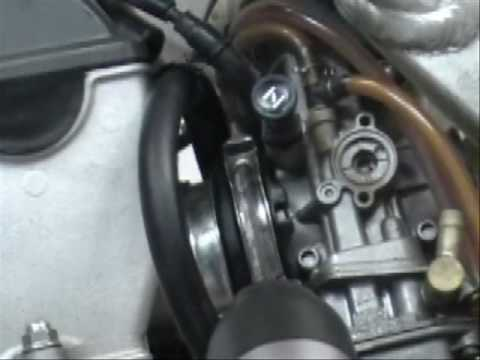 How to Remove a 4 Stroke Carb