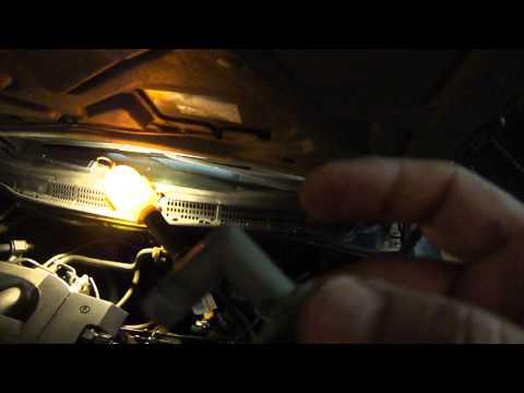 how to replace pcv valve honda accord 2000 ex V6