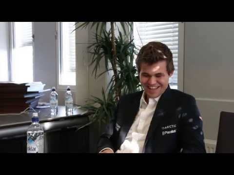 Magnus Carlsen Gives his Top 13 Chess Tips + Bloopers