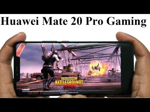 Huawei Mate 20 Pro - Hardcore Gaming Test and  Review
