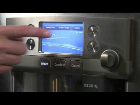 Keurig® Brewing System High Altitude Setting - Bottom Freezer Refrigerators