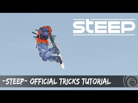 Steep Official Tricks Tutorial