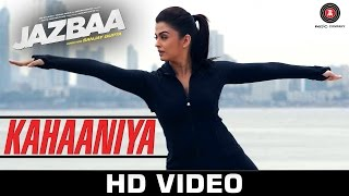 Kahaaniya | Jazbaa | Aishwarya Rai Bachchan & Irrfan | Arko ft. Nilofer Wani
